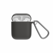 AmazingThing Supreme Case Flow for Airpods 2 Black