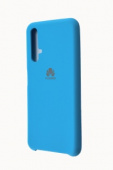 Silicone case for Huawei P Smart +  Blue 16